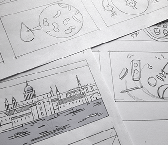 Storyboards – Waterscope