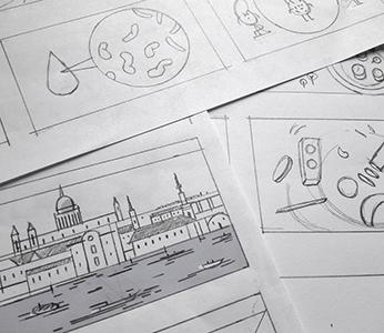 Storyboards – Waterscope